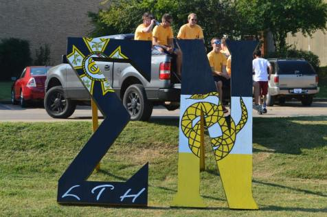 Letters for Bid Day_Mu Kappa_Fall 2013