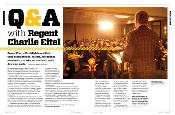 Eitel interview