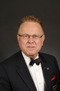 Brother Clyde I. James (Morehead State) was presented the 2013 Founders Award for service to Morehead State University.