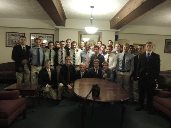 Penn State fall candidate class