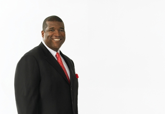 FOX NFL SUNDAY co-host Curt Menefee
