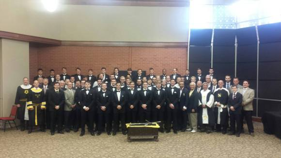 Delta Epsilon Re-Chartering