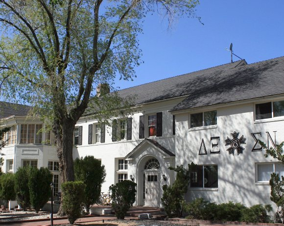 Delta Xi House