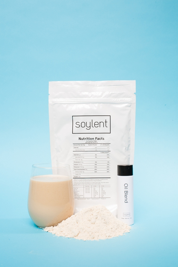 Soylent with Facts