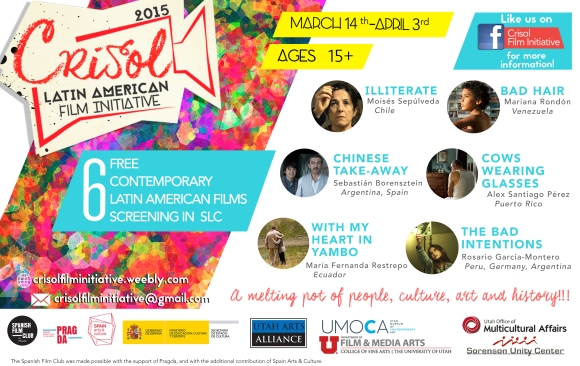 Founded to increase the appreciation of Latin American arts and culture, Crisol will offer Spanish language cinema and a variety of artistic mediums that highlight the similarities between Latinos and their non-Latino peers.
