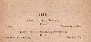 Delta Psi 1889 Catalogue